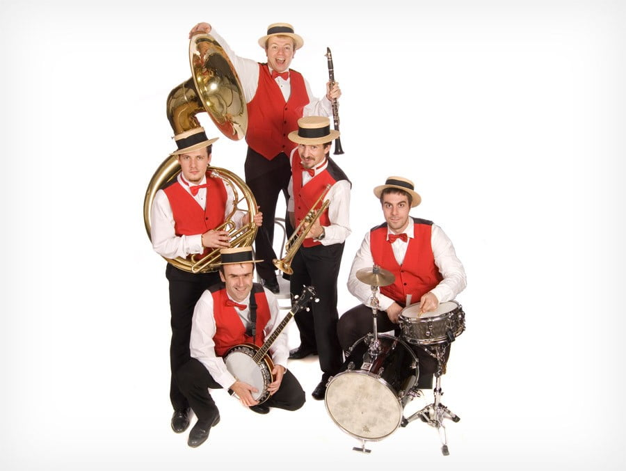 Silk Street Jazz Band | 5 Piece Band