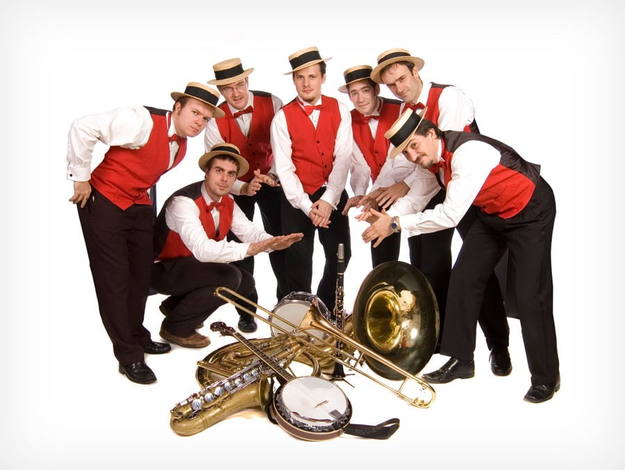 Silk Street Jazz Band | 7 Piece Band
