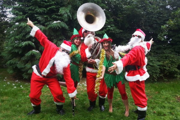 Silk Street Jazz Band | Christmas Band