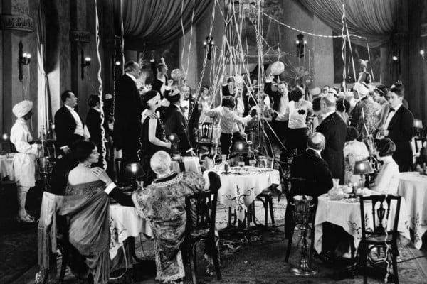 speakeasy party