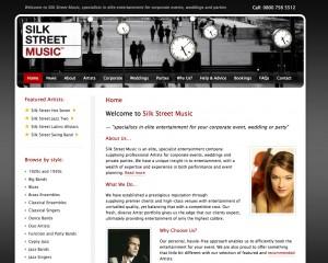 Introducing Silk Street Music