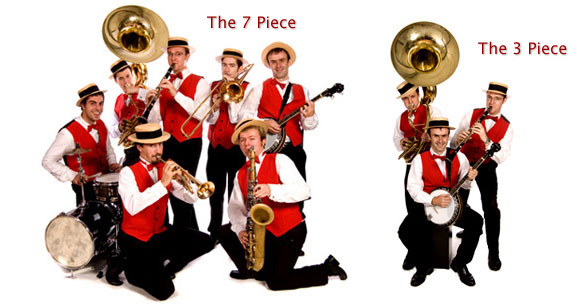 Hire a great Christmas jazz band - Silk Street Jazz