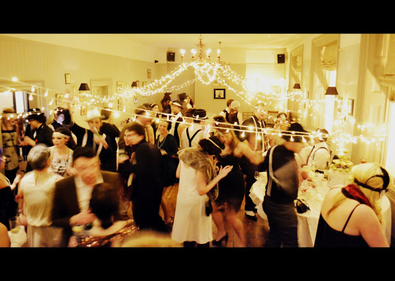 Great Gatsby Themed Party Band Silk Street Jazz