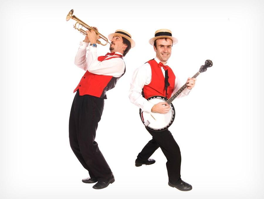Silk Street Jazz Band |2 Piece Band