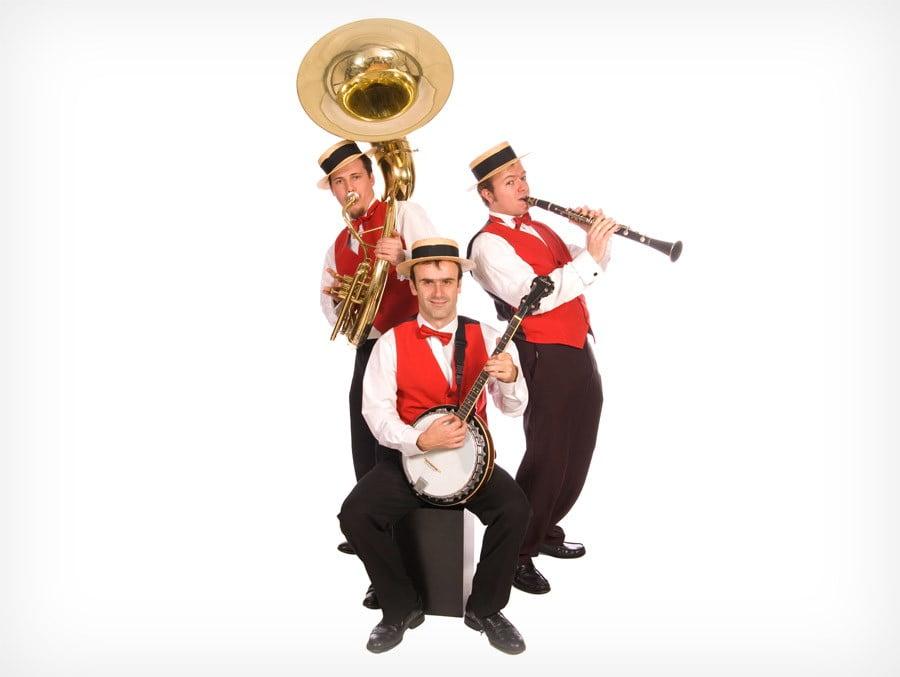 Silk Street Jazz Band |3 Piece Band