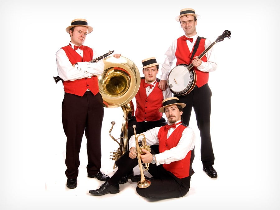 Silk Street Jazz Band |4 Piece Band