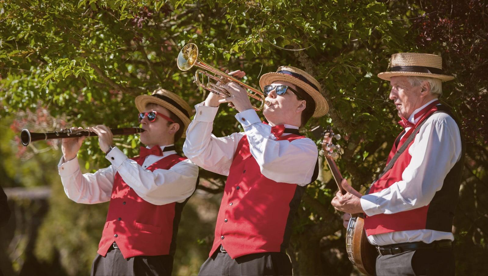 Silk Street Jazz Band | Trumpets