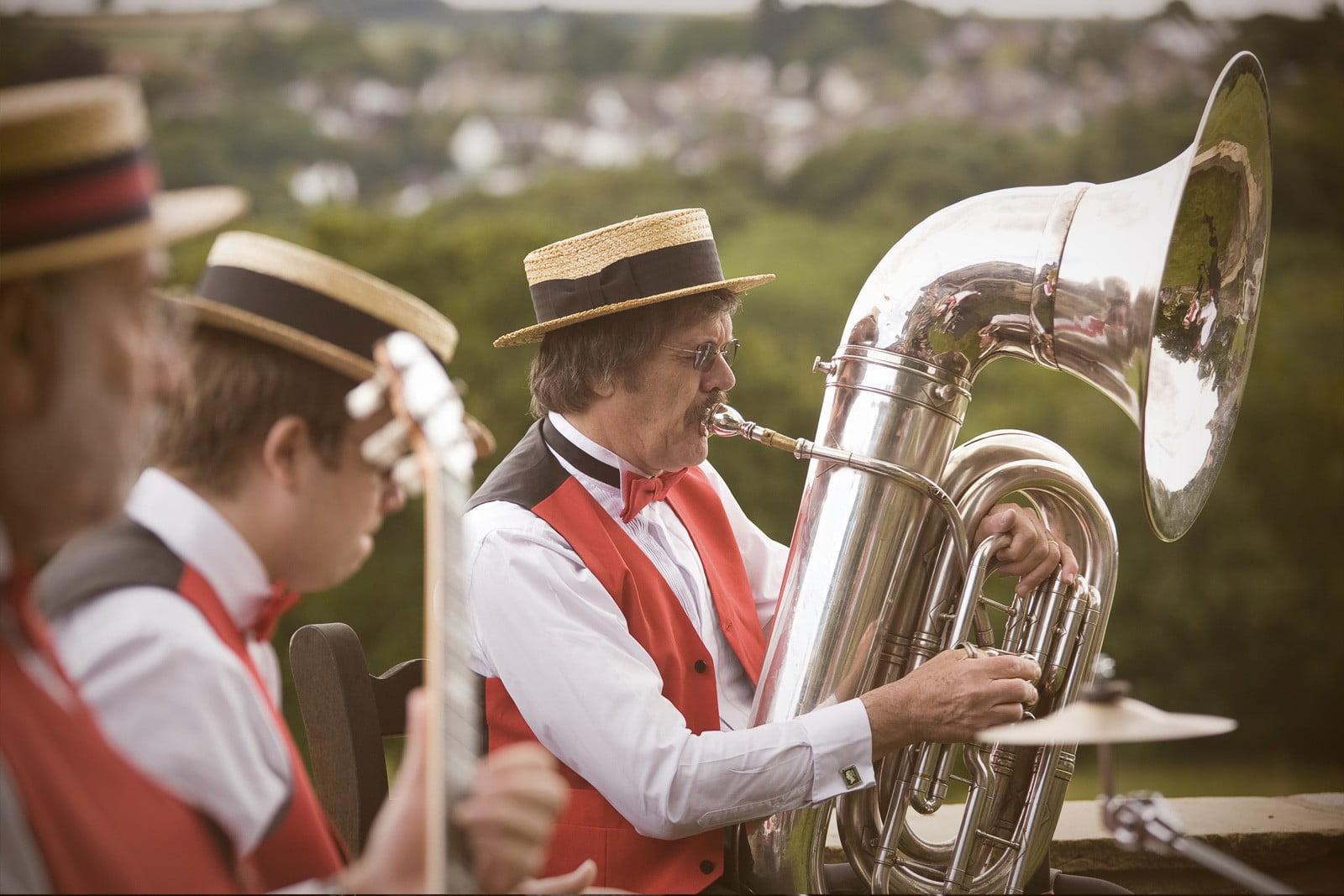 The Silk Street Jazz Band | Tuba