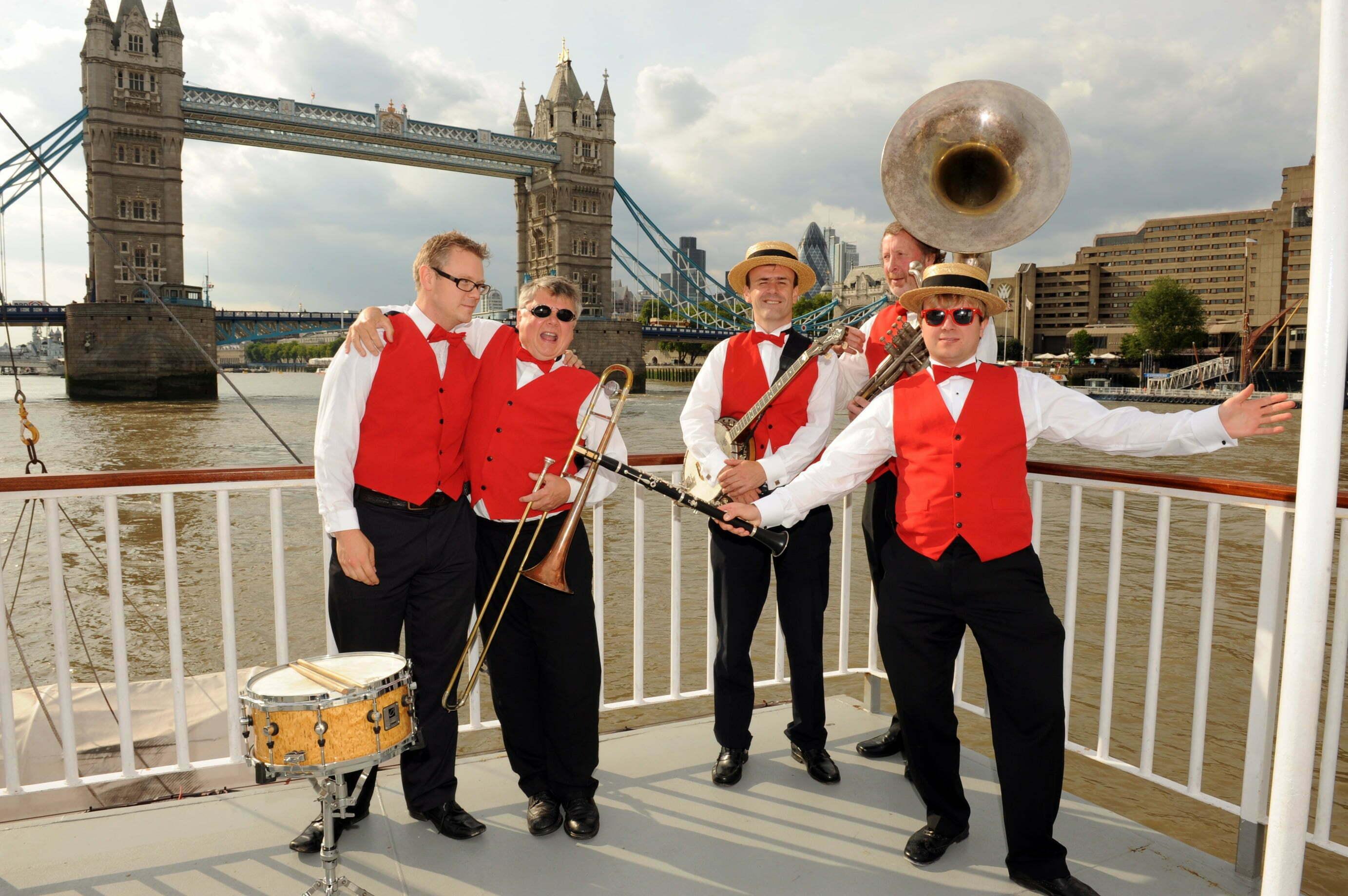 wedding band hire